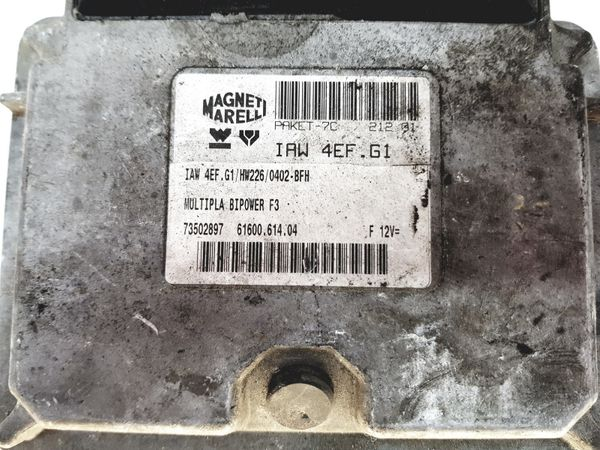 Motorsteuerung IAW4EF.G1 73502897 Fiat 28151