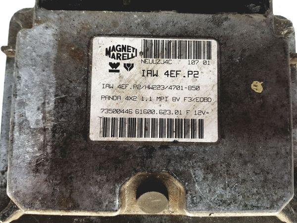 Steuergerät IAW4EF.P2 73500446 Fiat Magneti Marelli 28150