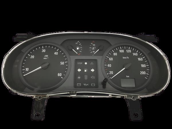 Tacho Kombiinstrument Trafic Vivaro 8200279068 B Renault 30061