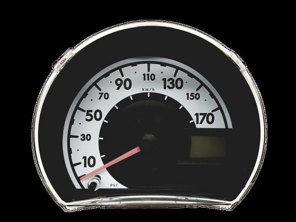 Tacho Kombiinstrument Aygo 107 C1 83800-0H011-A Toyota PSA 30059